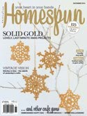 Homespun Magazine
