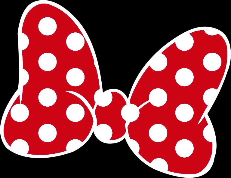 Minnie Mouse Bow Clip Art