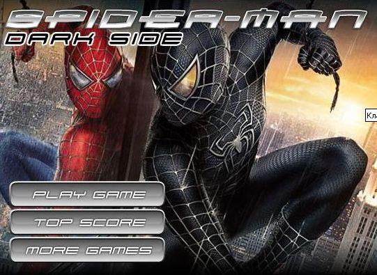 человек паук новые игры олег