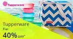 Get Extra 40% Cashback on Tupperware for Rs. 599 at Paytm: Buytoearn