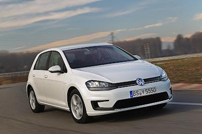 Volkswagen Golf-e Mk7
