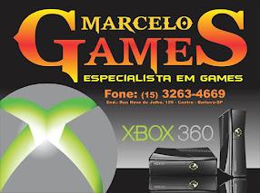 MARCELO GAMES ESPECIALISTA EM GAMES