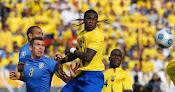 BRASIL VS ECUADOR EN VIVO - COPA AMÉRICA ARGENTINA 2011