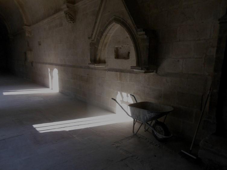 5 Le Cloître - Abbaye de Montmajour