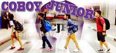 Daftar Lagu Album Terbaru Coboy Junior 2013 KLU IC