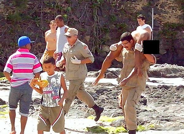 Em Cabo Frio rapaz comete suicídio na Praia do Forte
