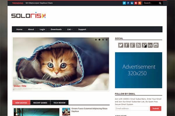 soloris-free-blogger-templates