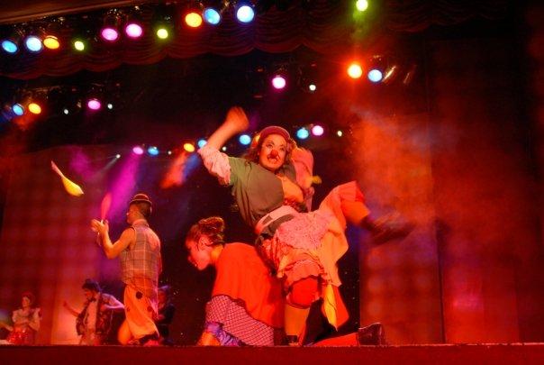 Fraschina El Teatro Broadway Reino Del Revés Rosina wYwHT1