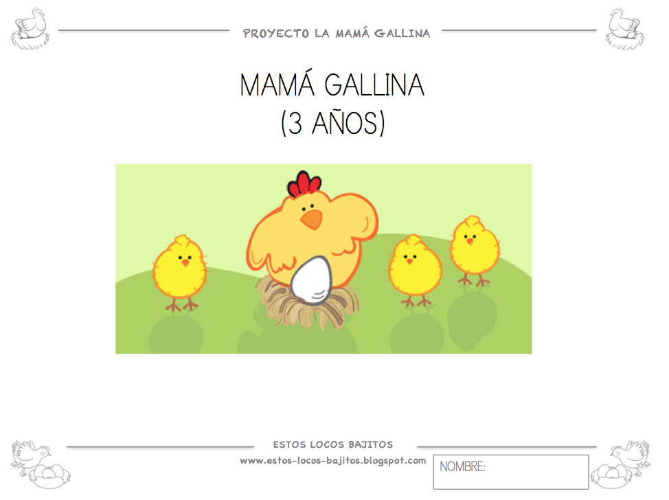 PROYECTO MAMÁ GALLINA