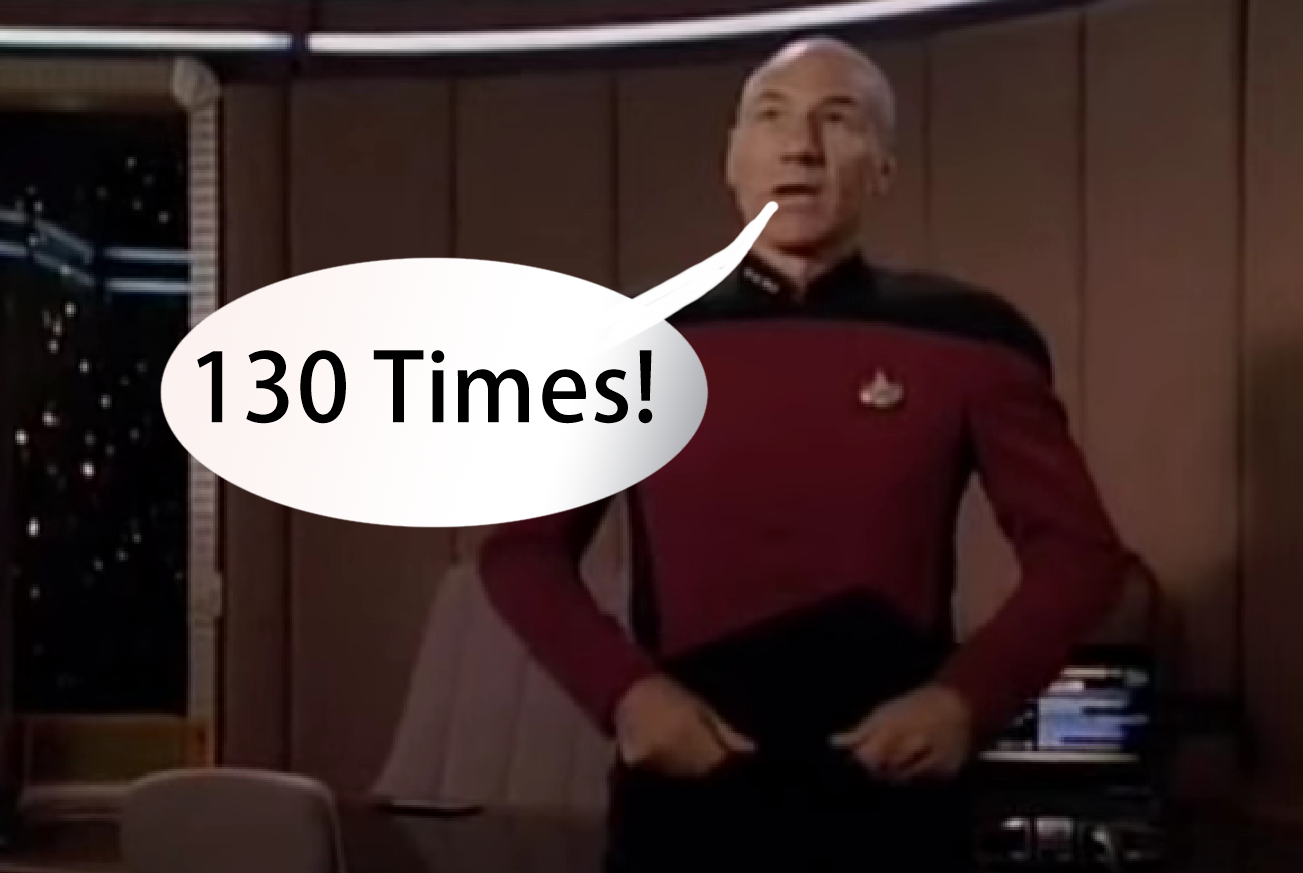 Ode To The Picard Maneuver