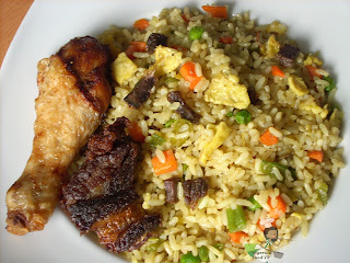 Nigerian egg Fried Rice:How to Cook Nigerian Fried Rice