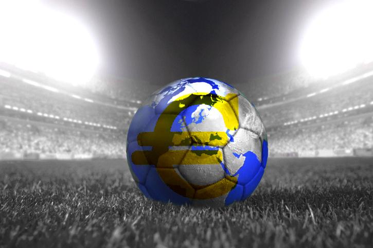 Футбольные финансы старого света
