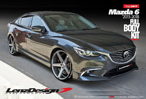 Mazda 6 2013-2018 Tuning & Body Kit
