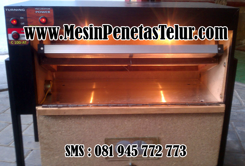 Alat Penetas Telur : C100 AT