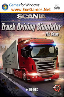 Scania Truck Driving Simulator The Free Download PC Game Full Version