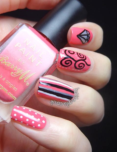 barry nail art pens