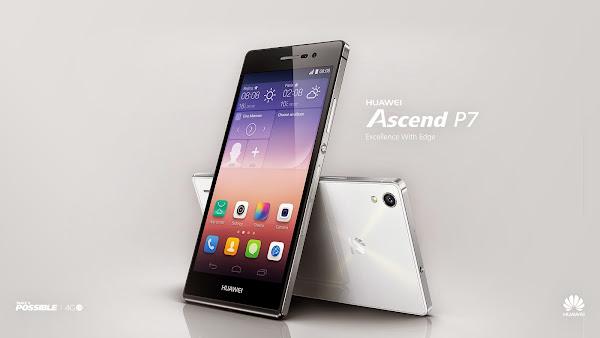 Ascend P7