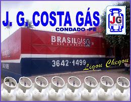 J.G.COSTA GÁS BRASIL GÁS  CONDADO