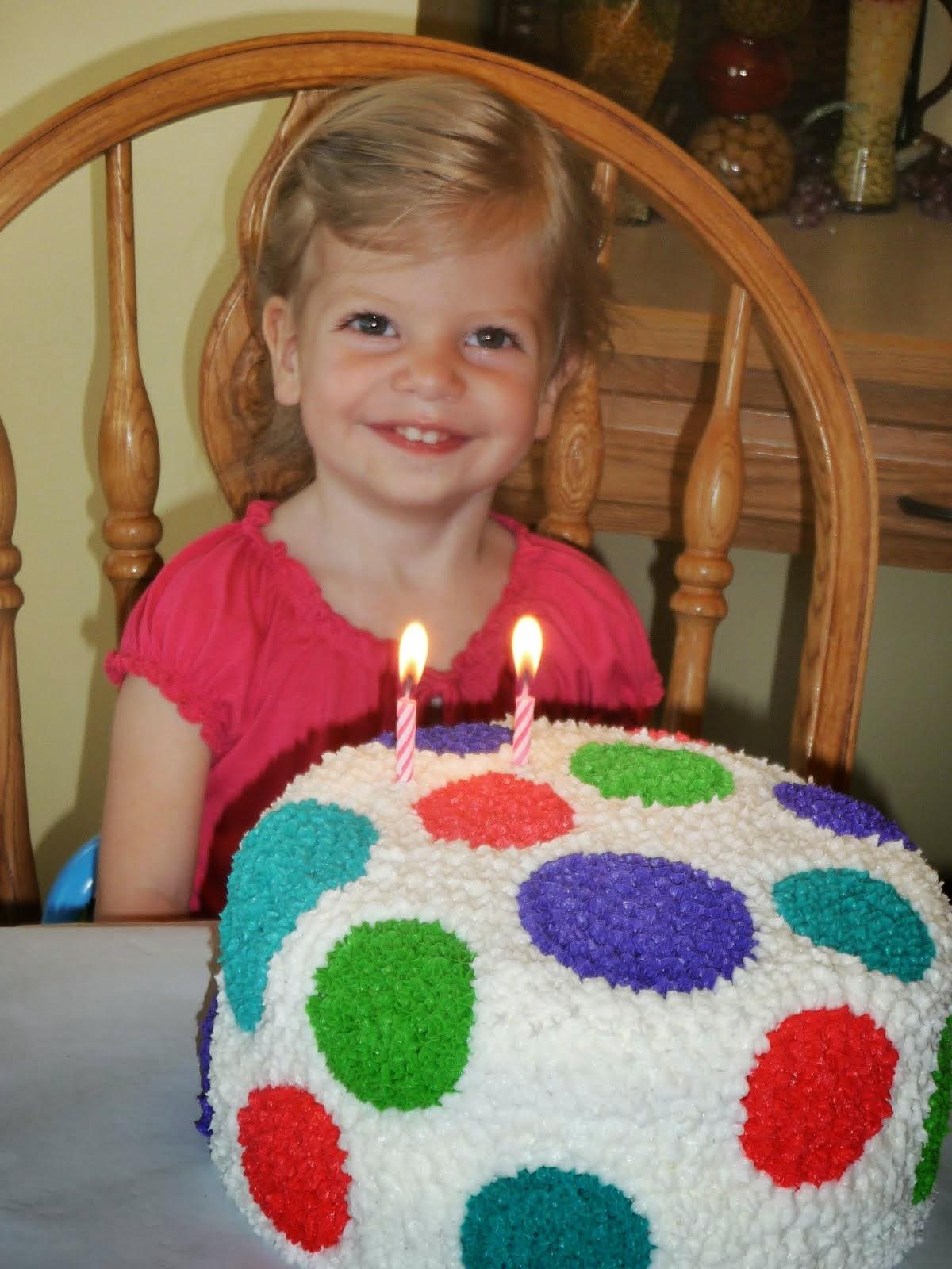 Ellie age 2