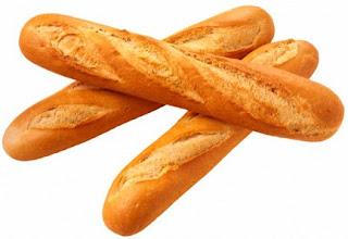 Produk yang akan dikeluarkan sedikit masa nanti, roti perancis, boleh