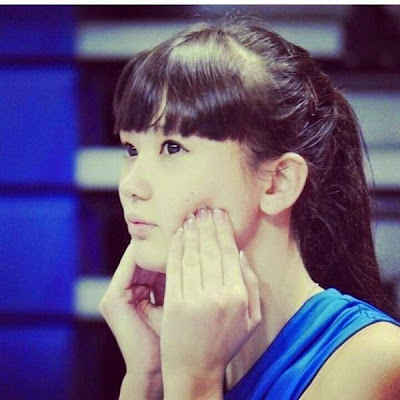 koleksi foto Sabina Altynbekova