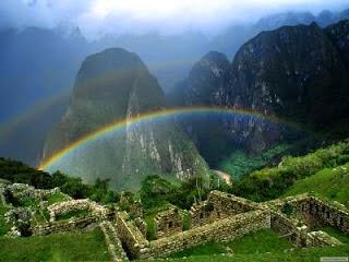 Machu Picchu sering disebut kota Inca