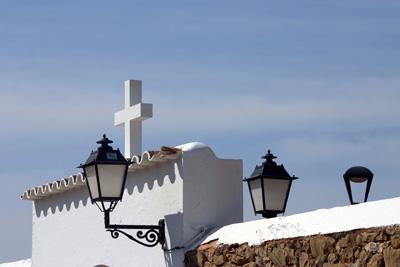 Ibiza a pie de foto arquitectura f nebre ibicenca for Arquitectura ibicenca