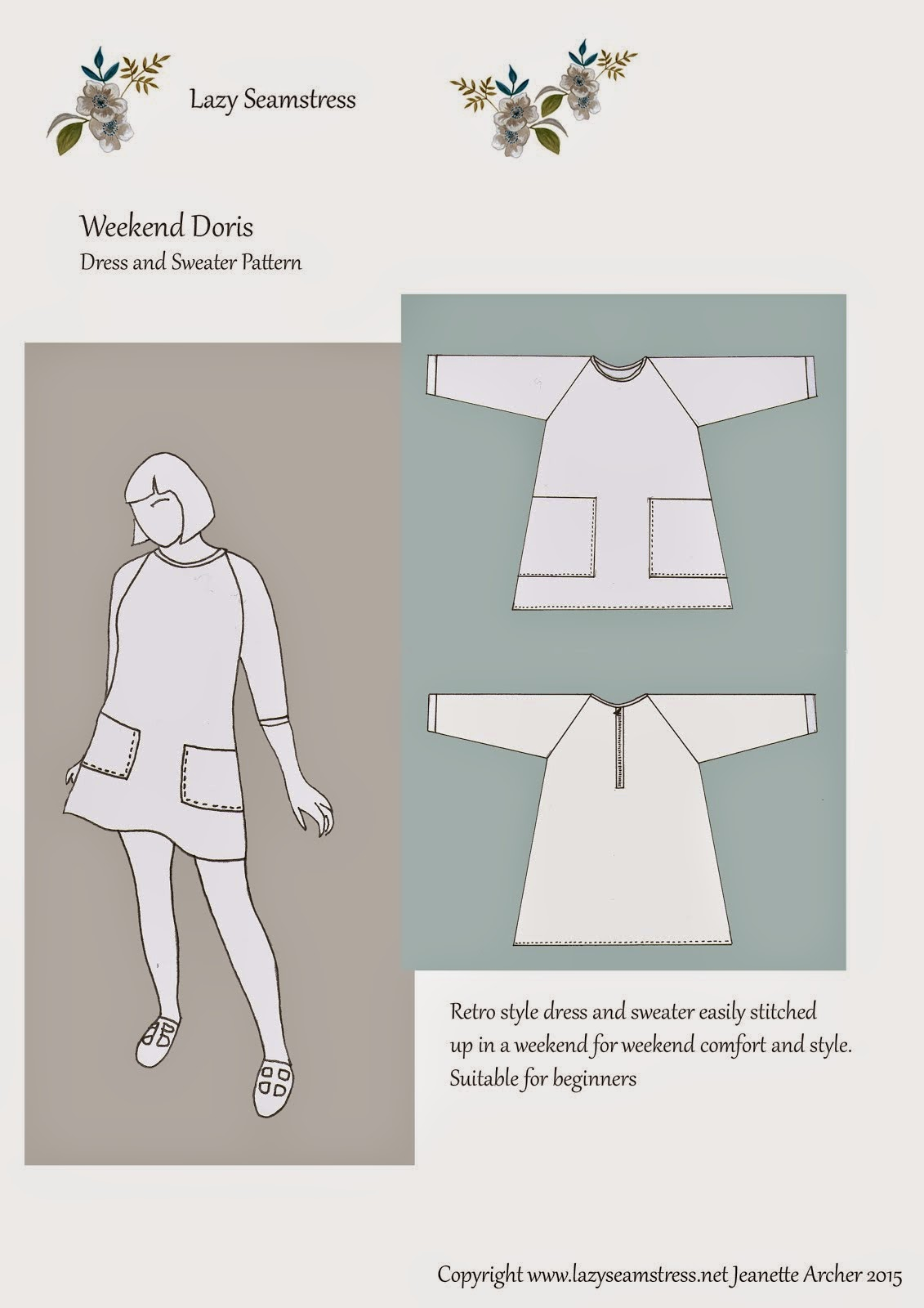Weekend Doris Pattern