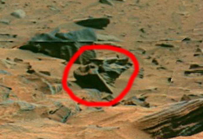 Aliens/UFO found on MARS (Spotted in NASA Leaked Photographs ...