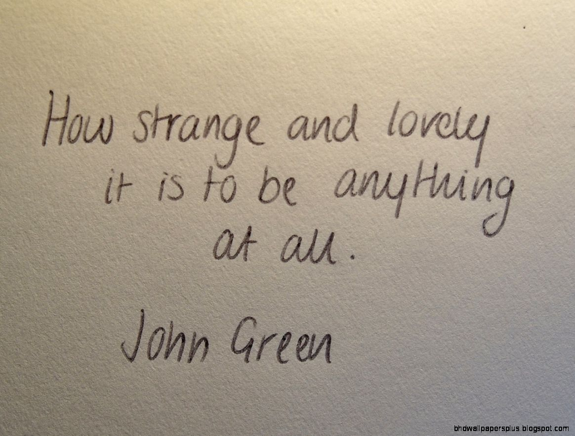 John Green Quotes  Quote Addicts