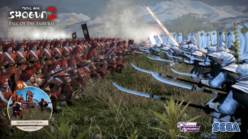Waroeng Arkana: Total War Shogun 2 - Fall Of The Samurai ...