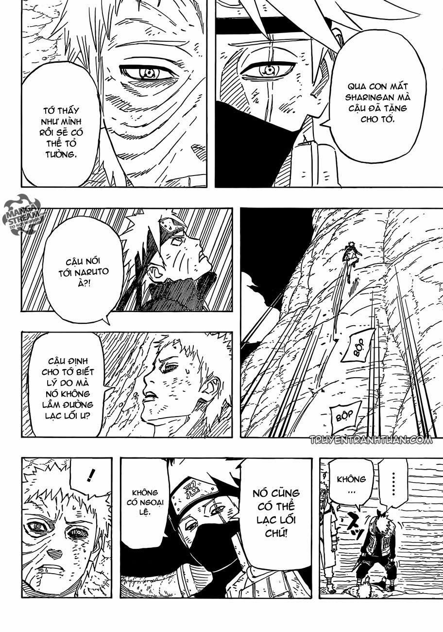 Naruto - Chapter 655 - Pic 15