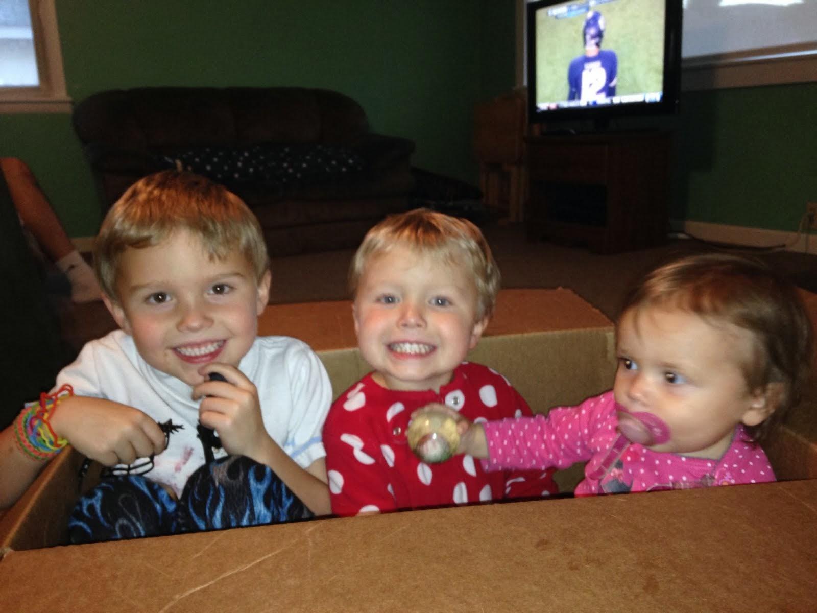 Sweet Kids!