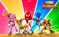 Capítulos de Sonic Boom