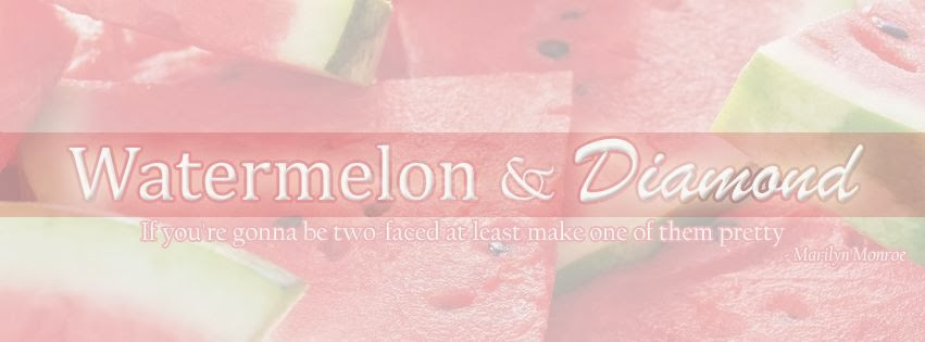 Watermelon & Diamond