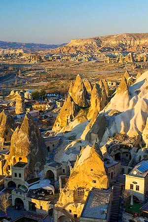 Goreme Sunset View