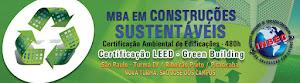 MBA em Construções Sustentáveis