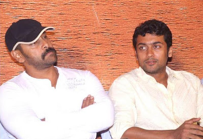 Vikram and Surya still