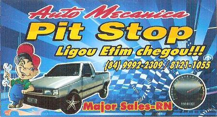 AUTO MECÂNICA PIT STOP