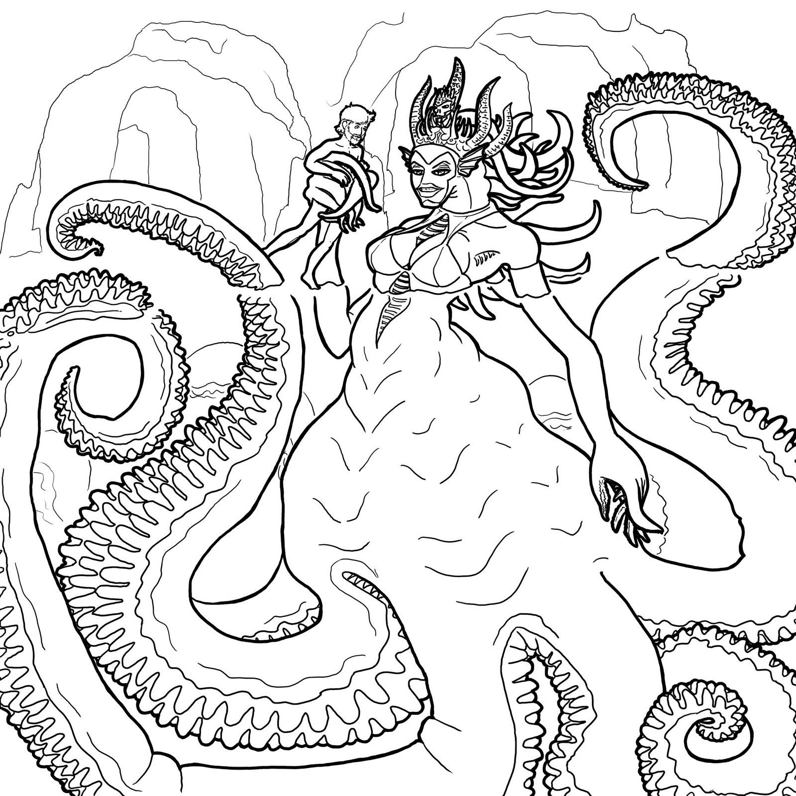 best Imagen De Medusa Mitologia Griega Para Colorear image collection