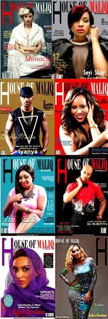 HOUSE OF MALIQ covers