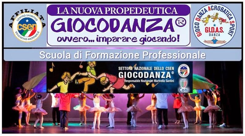 16 anni di  GIOCODANZA® di Marinella Santini
