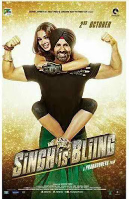 Singh Is Bling Bollywood Movie Highly Compressed Download
