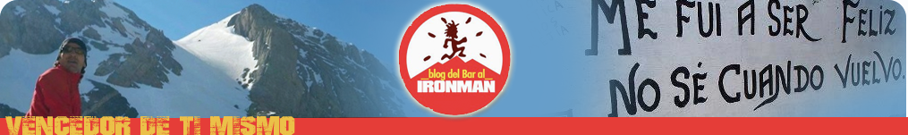 Blog del BAR al IRONMAN