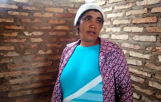 Baiana diz que ganhou dentes antes de gravar programa com Dilma.