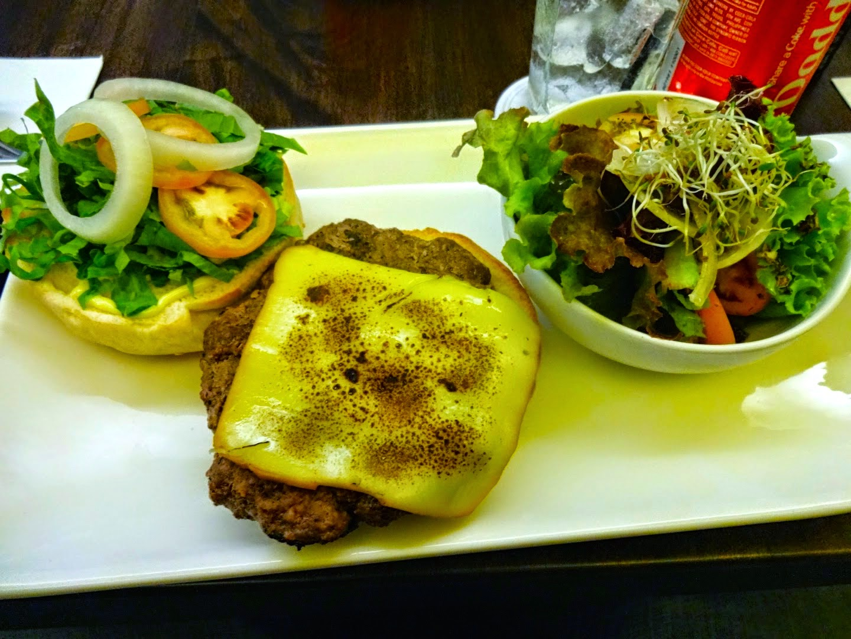 Carnivore Burger