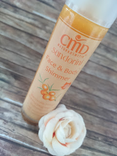 [Beauty] cmd Naturkosmetik sandorini Face & Body Shimmer 100% vegan