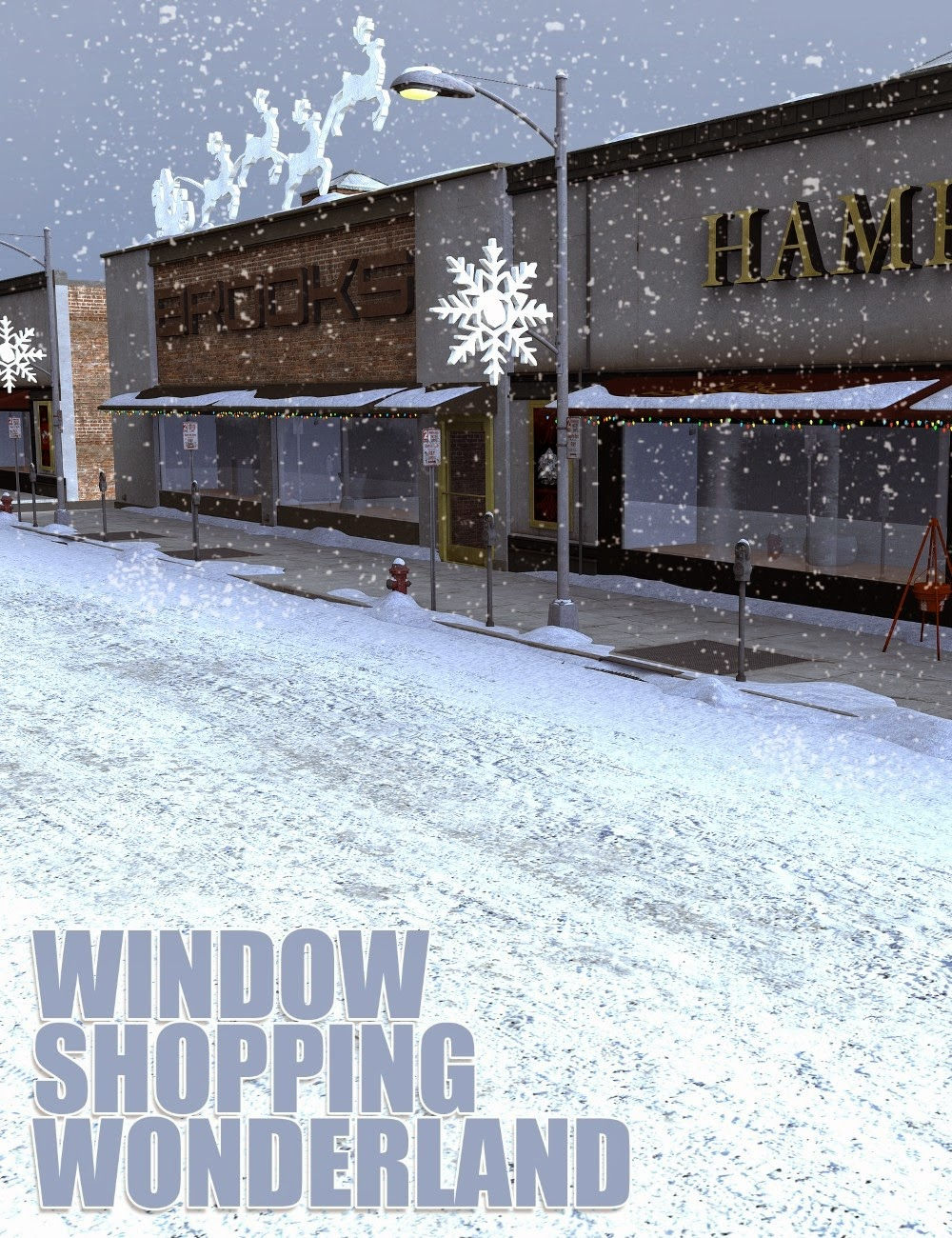 Download daz studio 3 for free daz 3d window shopping for Window wonderland