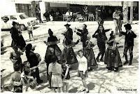 Bailes tradicionales en Candelario Salamanca