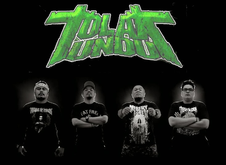 Tolak Tunduk Band Grindcore Bandung Foto Personil Logo Artwork Wallpaper reverbnation Facebook Twitter soundcloud purevolume
